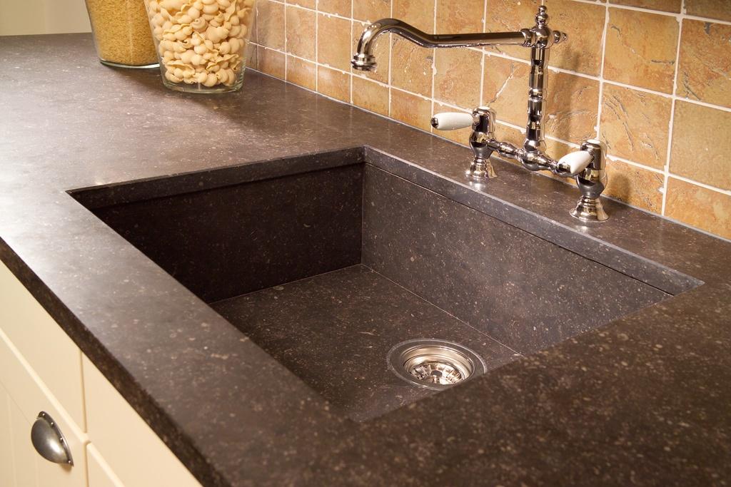 Spoelbak Keuken Onderbouw : Spoelbakken Jetstone ? Jetstone ? specialists in stone worktops