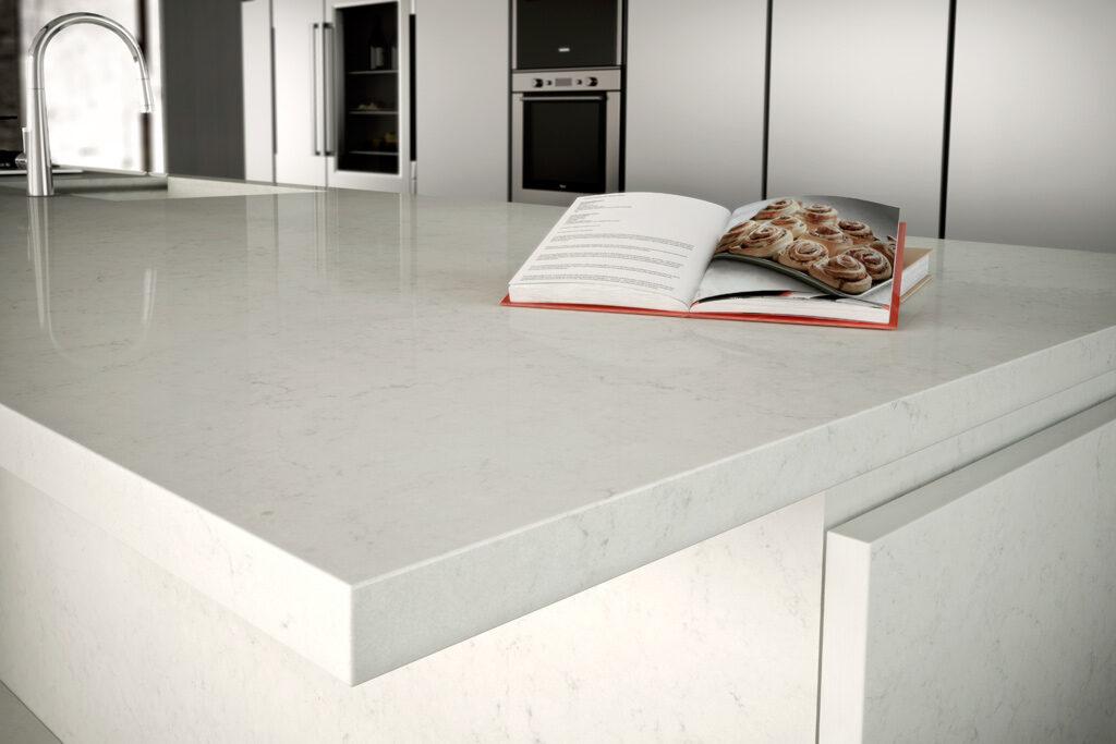 marmerlook composiet jetstone samenwerkingspartner in werkbladen. Black Bedroom Furniture Sets. Home Design Ideas